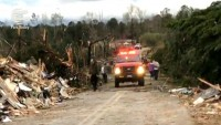 ABD'de hortum felaketi: 14 kişi hayatını kaybetti