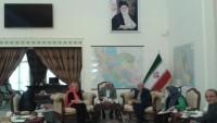 Mescidi: İran her zaman bölge ülkeleri ve halklarının birliği için çaba gösterdi