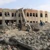 Suud saldırısı, Yemen'in elektrik tesislerini yerle bir etti