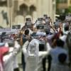 Bahreyn halkı Suudi rejiminin 37 kişiyi idam etmesini protesto etti