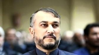 Emir Abdullahian: İsrail'siz dünya, güvenli bir dünya olur