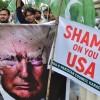 Pakistan'da ABD ve Siyonist rejim karşıtı gösteri düzenlendi