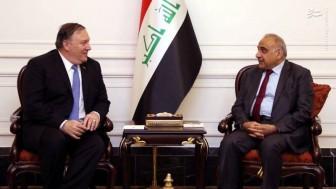 Iraklı yetkililerden Pompeo'ya: Bağdat, Tahran ile dostluğuna bağlıdır