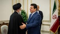 Suriye'nin Tahran büyükelçisi İran yargı gücü başkanıyla görüştü