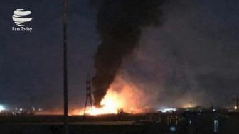 Suriye Ordusu, T4 Havaalanına yönelik ırkçı İsrail saldırısını püskürttü