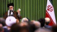 Foto: İmam Ali Hamaney, İran İslami Şura Meclisi temsilcilerini kabul etti