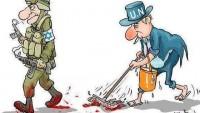 KARİKATÜR: SİYONİST İSRAİL'İN AKLAYICISI BM!