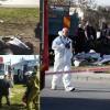 AllahuEkber! Kudüs'te Kamyonla Gerçekleştirilen Eylemde 4 Siyonist İsrail Askeri Geberdi, 15 Siyonist Yaralandı