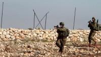 Nablus'un Doğusundaki Çatışmalarda Filistinli Üç Genç Yaralandı