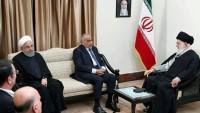 İmam Seyyid Ali Hamanei: Irak devleti, Amerikan askerlerinin bir an önce Irak'ı terketmelerini sağlamalıdır