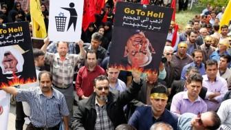 İran genelinde İsrail'e ölüm sloganları yükseldi