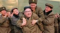 Kuzey Kore lideri Kim'in Sevinci!