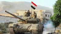 Ateşkes İhlalinin Ardından Suriye Ordusu Halep'i Temizlemeye Başladı