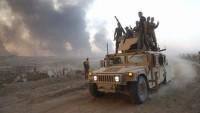Irak Ordusu ile Haşdi Şabi mücahidleri Musul'a girdi