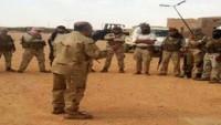 ABD destekli teröristler Irak yakınında Suriye Ordusu'na saldırdı
