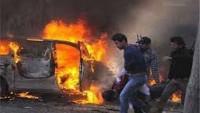 Irak'ta bomba yüklü araçla saldırı: 10 ölü, 25 yaralı