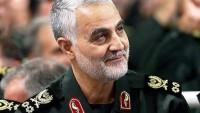 Filistin Halk Kurtuluş Cephesi'nden Komutan Süleymani'ye destek