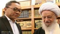 Ayetullah Mekarim Şirazi: Şia tekfiri gruplarla mücadelenin bayraktarıdır