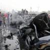 Bağdat'ta Terör Saldırılarının 2 Günlük Ağır Bilançosu: 100 Ölü 214 Yaralı !