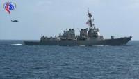 ABD Savaş Gemileri Babu Mendup Sahillerine Yanaştı. Yemen Hizbullahı Alarma Geçti
