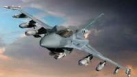 Koalisyon uçağı, Suriye ordusu mevzilerini bombaladı: 3 şehid
