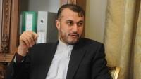 Emir Abdullahiyan: İran ve müttefikleri terörün belini kırdı
