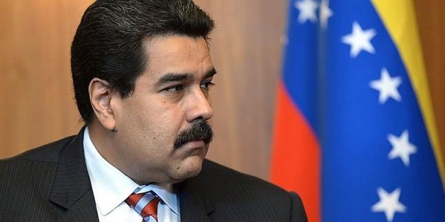 Afrika Birliği'nden Maduro'ya destek