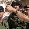 Mahmud Abbas Yönetimi Emekliye Ayrılan İsrail Subayının Veda Törenine Heyet Gönderdi
