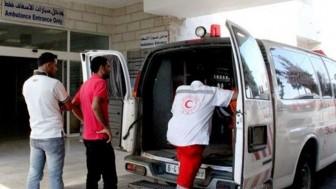 İşgal Güçlerinin Açtığı Ateşle Filistinli Bir Genç Yaralandı
