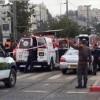 Filistinli bir şoförün aracıyla çarptığı İsrail askeri yaralandı