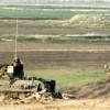 Siyonist İsrail Güçleri, Gazze'de Tarım Arazilerini Tahrif Etti