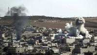 IŞİD Teröristleri Ayn el Arap İlçesine Saldırdı