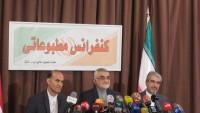 Burucerdi: İslam ve bölge ülkelerinin toprak bütünlüğü zaruridir