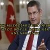 """Başbakan Yardımcısı Nureddin Canikli; """"Ankara-Şam İktisadi İşbirliği Yeniden Başlayacak"""""""