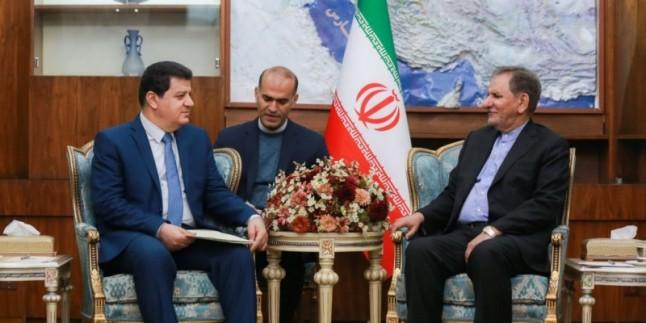 Cihangiri: İran, Suriye'nin yeniden inşasına yardım edecek