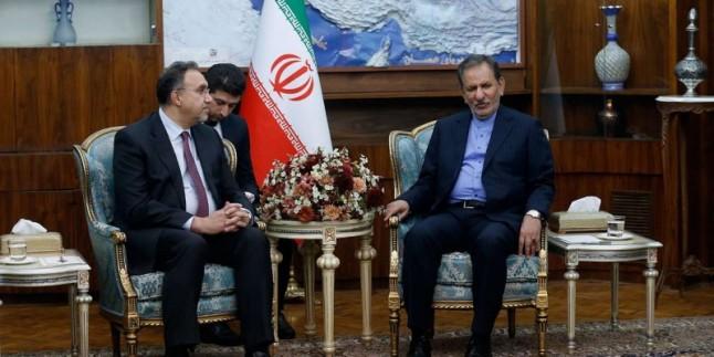 Cihangiri: Tahran ve Bağdat ilişkileri güçlü ve tahrip edilemez düzeydedir