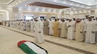 BAE Devlet Başkanı annesinin cenaze törenine katılmadı