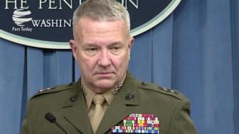 CENTCOM teröristlerinin komutanı: ABD güçlerinin bölgedeki varlığı devam edecek