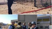 Gazze Direnişi Askalan Kasabasını Askalan Cehennemi Füzesiyle Vurdu: 4 Ev Kül Oldu