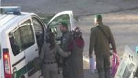 Siyonist İşgal Güçleri Bir Genç Kızı Bıçak Bulundurduğu İddiasıyla Gözaltına Aldı