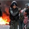Şehidin Evini Yıkan İşgal Askerleriyle Filistinli Gençler Arasında Çatışma Çıktı