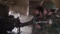 Suriye Ordusunun Halep'in Doğusundaki İlerleyişi Sürüyor