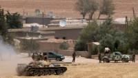 Suriye Ordusu 25 Köyü Daha IŞİD'den Kurtardı