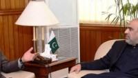 Pakistan Meclis Başkanı: İran ile ilişkiler bölgesel barış için gereklidir