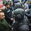 Filistinli Esir Vail En-Netişe İsrailli Subayı Darp Etti 