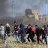 Kudüs ve Beytlahim'de İşgal Güçleriyle Filistinli Gençler Çatıştı 