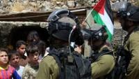 Terör Rejimi İsrail, Filistinli 2 Çocuğu Gözaltına Aldı