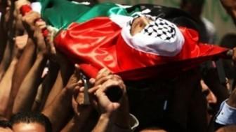 İsrail saldırısında Filistinli bir genç şehit oldu