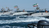 İran Devrim Muhafızları, Fars Körfezinde Güç Gösterisinde Bulundu