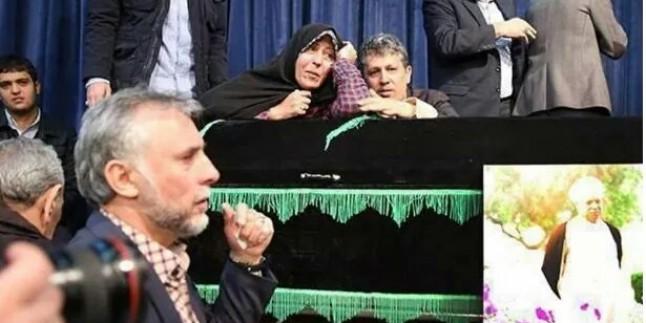 Foto: Ayetullah Rafsancani'nin Cenazesi Kum'da